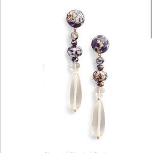 Lele Sadoughi🍁🍂Copacabana earrings